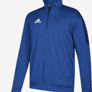 adidas Team Issue Fleece 1/4 Zip size Medium